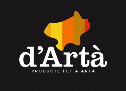 "Creación de Marca ""D'Artà, Producte Fet a Artà"". Ayuntamiento de Artà. Mallorca"