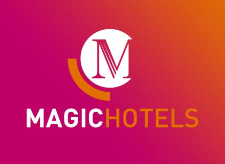 Diseño Imagen Corporativa Magic Hotels