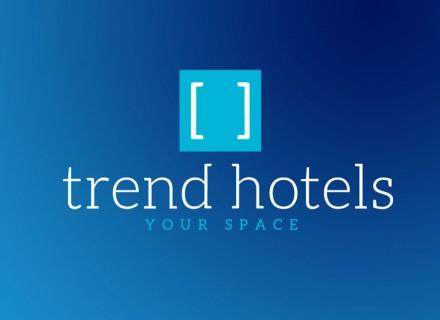 Creación y desarrollo de imagen corporativa Trend Hotels